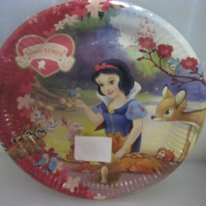 Snow white paper plates. 10 per pack. & snow white Archives - Fun Creations