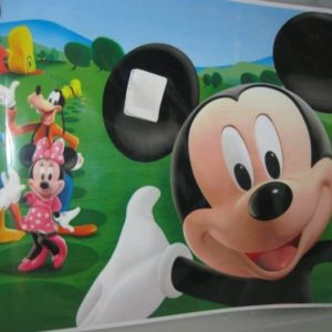 Mickey mouse A3 wall poster