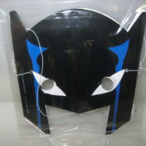 Batman face masks 5 per pack
