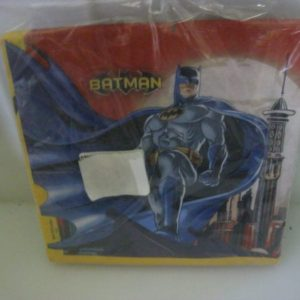 Batman serviettes 2-ply 20 per pack