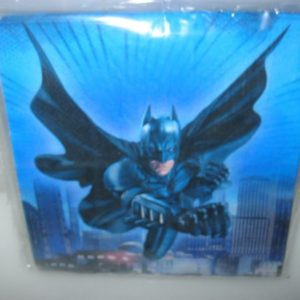 Batman serviettes 1-ply, 20 per pack