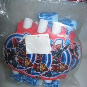 Avengers blow outs blue 8 per pack