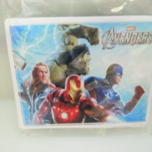 Avengers stickers 10x8cm 10 per pack