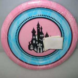 Fairytale princess plates small 8 per pack