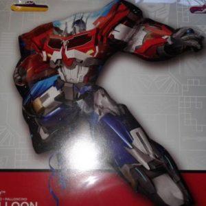 Transformers optimus foil balloon super shape 81x88cm