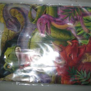 Dino blast dinosaur loot bags 8 per pack