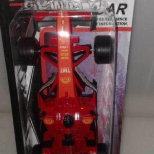 Formula 1 plastic car 22cm long