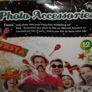 Mexican fiesta photo prop set