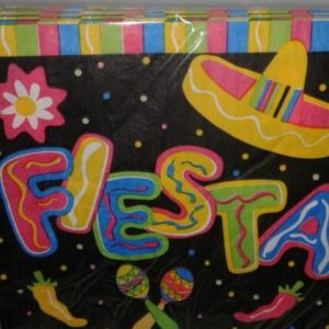 Mexican fiesta serviettes 20 per pack
