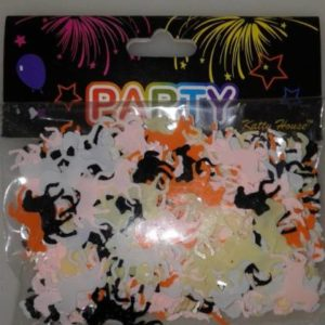 Horse shaped table confetti 15 gram packet