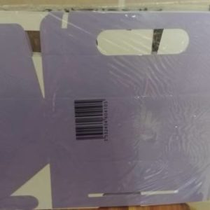 Lilac handle boxes 5 per pack.