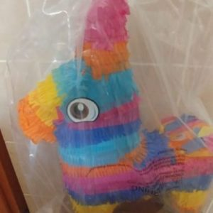 Burrow donkey 3d shaped pinata