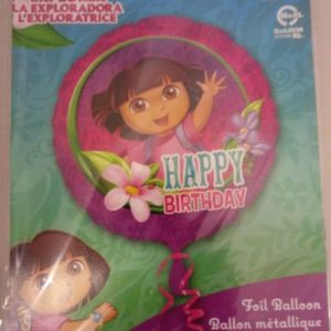 Dora the explorer foil balloon 43 cm