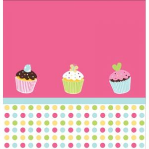 sweet treat plastic tablecover